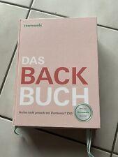 backbuch thermomix