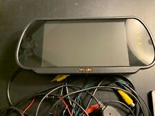 New listing Rear View Back up Camera Kit