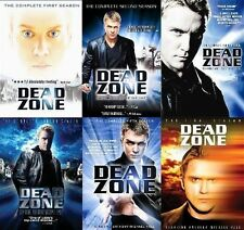 The Dead Zone Complete All Season 1-6 DVD Set Collection Series TV Show Vol Lot