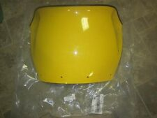 Ski-doo Rev yellow windshield new 517302775