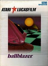 BallBlazer Atari 5200 Sealed Retail Box