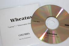 Wheatus  - UK promoCD / Leroy - Wannabe Gangstar