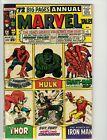 Marvel Tales Annual #1 1964 Very Very Nice!!