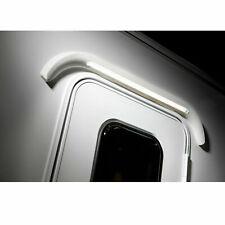 Caravan Motorhome Led Over Door Awning White Light & Gutter