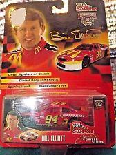 1998 Racing Champions Bill Elliott #94 Nascar 50th Anniversary Signature Driver