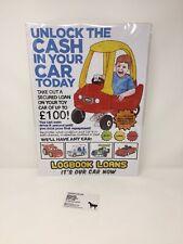 Darren Cullen Unlock Cash In Your Car Print Banksy Dismaland