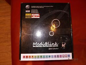 Medialink Black Panther 2Card HDTV COMBO