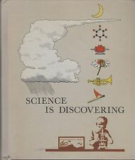 2 VINTAGE KID'S EDUCATIONAL=SINGER SCIENCE EXPERIMENTS & SCIENCE IS DISCOVERING