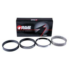 "Sealed Power R837530 SBC Chevy 400 Moly Piston Rings 4.155"" Bore Small Block"