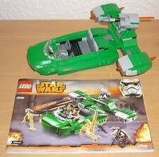 Lego Star Wars 75091 Flash Speeder + OBA (ohne Figuren)