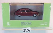 Norev 1/87 Nr. 571680 Renault 16 Limousine bordeauxrot OVP #3304