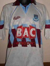 "West Ham United Bukta Bac Windows 3rd Shirt(1991/1992) medium men's 38""-40"" #453"