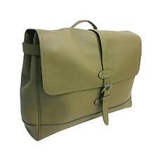 1b0cdaec6c 100 Coach Men Hudson Pebble Leather Messenger Bag Seaweed Green - F36810