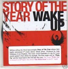 (G590) Story of the Year, Wake Up - DJ CD