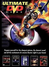 ULTIMATE DVD DEMO DISC- UNAPIX MIRAMAR- SEALED WITH INSERT & CASE/ NEW