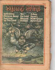 1973 Rolling Stone June 7-Country Joe; Anne Murray; Carl Sagan; John Wayne; Led