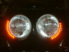 Indicadores LED luz de tira Ámbar Streetfighter Trike