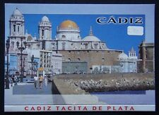 Cadiz Campo del Sur. Catedral c2000's Postcard (P247)