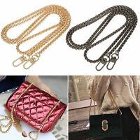 Replacement Purse Bag Chain Strap Handle Shoulder Crossbody Handbag Bag Metal US