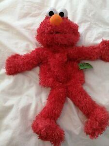 Sesame Street Hand Glove Puppet Plush Stuffed Elmo Toy Christmas Gift Present