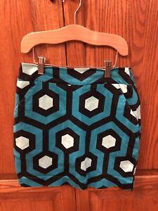 Loudmouth Golf Womens Skirt Skort Size 0