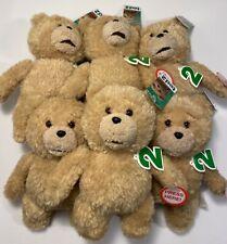 Ted 2 Talking Plush Bear (Lot of 6)