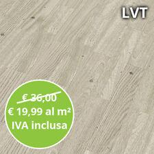 Pavimento Vinilico ad Incastro Rovere Artico Confezione Da 2.30 mq | LVT - AC5