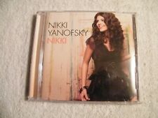 NIKKI YANOFSKY - Nikki - CD DECCA 39063 - 2010 - Jazz Contemporary Vocals