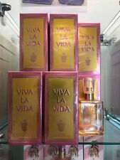 """""""Viva La Vida"""" 3.3 oz. Eau De Parfum, Womens"""