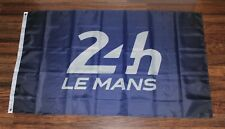 Le Mans 24 Hours Hrs Racing Flag Formula One 1 Team F1 Motorsports Banner Bue