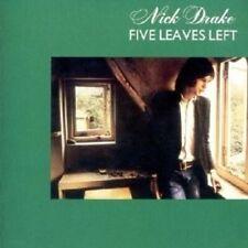 """NICK DRAKE """"FIVE LEAVES LEFT"""" CD NEW!"""