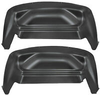 Silverado/Sierra 2007-2013 1500  2007-14 2500/3500 Husky Rear Wheel Well Guards