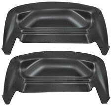 Silverado Sierra 1500  2500/3500 Husky Rear Wheel Well Guards