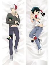 My Hero Academia Izuku&TODOROKI Dakimakura Hugging Body Pillow Case Pillow Cover