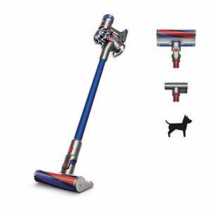 Brand new Dyson V7 Fluffy HEPA Cordless Vacuum Cleaner - Blue