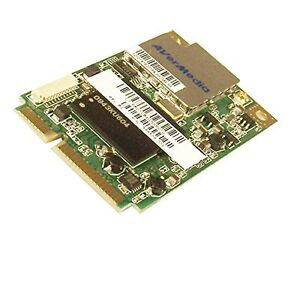 HP Avermedia H323 594509-001 Digital/Analog ATSC/NTSC TV Tuner FM Mini PCIe Card