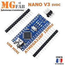 NANO V3.0 ATmega328 16M CH340 ARDUINO compatible | DIY development Board