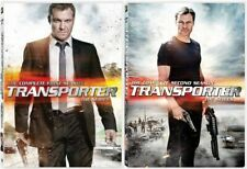 TRANSPORTER THE COMPLETE TV SERIES New Sealed DVD Seasons 1 & 2