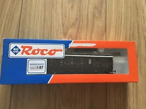 ROCO 45411 Epoch 1 - 6 wheel 3rd class Ps. St. Ev. In excellent condition boxed