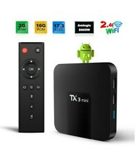 TX3 mini Smart Android 7.1 TV Box Quad Core 2 GB/16 GB WiFi