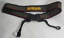 Vintage Nikon Camera Strap *