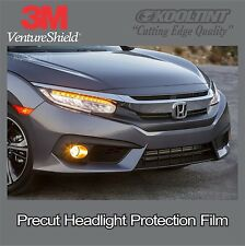 Headlight Protection Film by 3M for the 2016 Honda Civic Sedan Touring Edition
