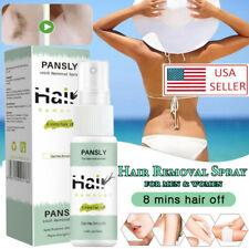 Pansly Hair Removal Cream Spray Body Private Parts Armpit Leg Hair Removal 30ml