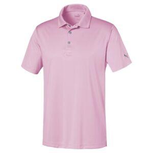 Puma Mens Rotation Polo Golf Shirt - New 2021