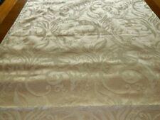 New listing Elegant Vintage Gold Brocade? Rectangle Tablecloth 118 X 58