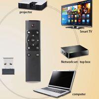 FM4 2.4GHz Wireless Mouse Remote Control for KODI Android TV Box Mac PC