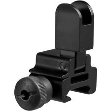 Detachable Front Flip up Iron Sight Picatinny/Weaver Rail FAST SHIPPING