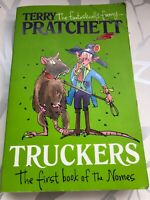 Truckers: The First Book of the Nomes (The Bromeliad) by Pratchett, Terry Book