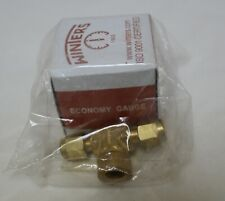 Restek Pressure Gauge For Heated Purifier 21657winters Economy 142015x18npt