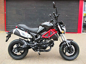 WK BIKES COLT 50 NEW 1 YEAR WARRANTY FINANCE AVAILABLE OFFICIAL DEALER